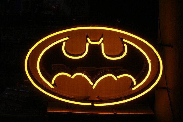 batman from Flickr via Wylio