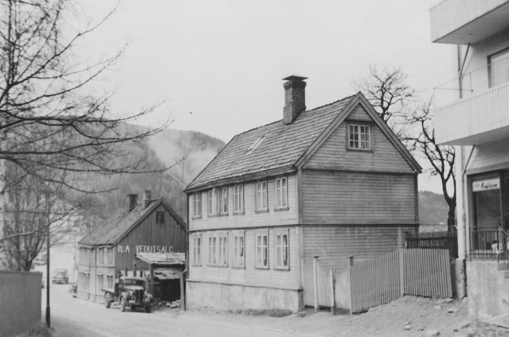 Hanskemakerbakken 2 - 4 (1950)