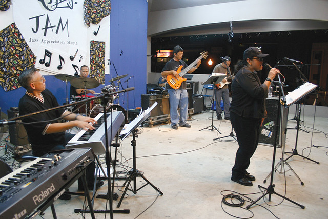 Guam humanities council for Interno 1 jazz council