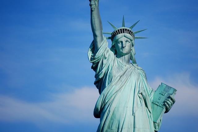 NY Statue of Liberty