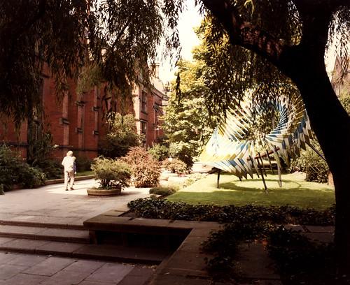 054773:The Quadrangle University of Newcastle upon Tyne Newcastle upon Tyne City Engineers 1982