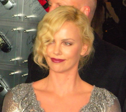 Charlize Theron, The Road Movie Screening, AFI LA 2009