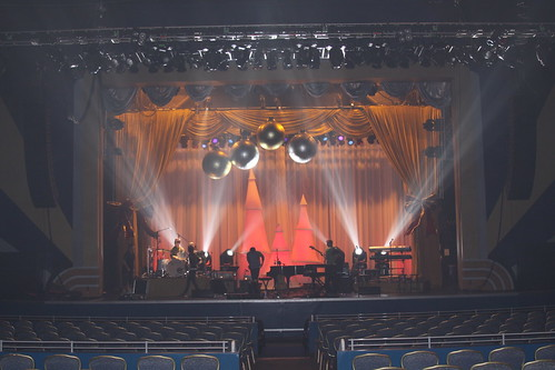 Theatrical Drapery Scene for David Archuleta Concert
