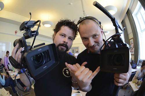the men behind the cameras