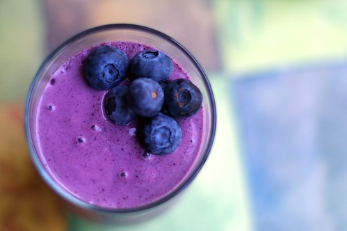 Blueberry Doughboy Smoothie Recipe From Blue Osa