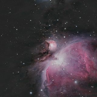 Messier 42 and 43 (remote, NM)