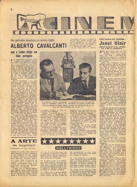Século Ilustrado, No. 528, Fevereiro 14 1948 - 5