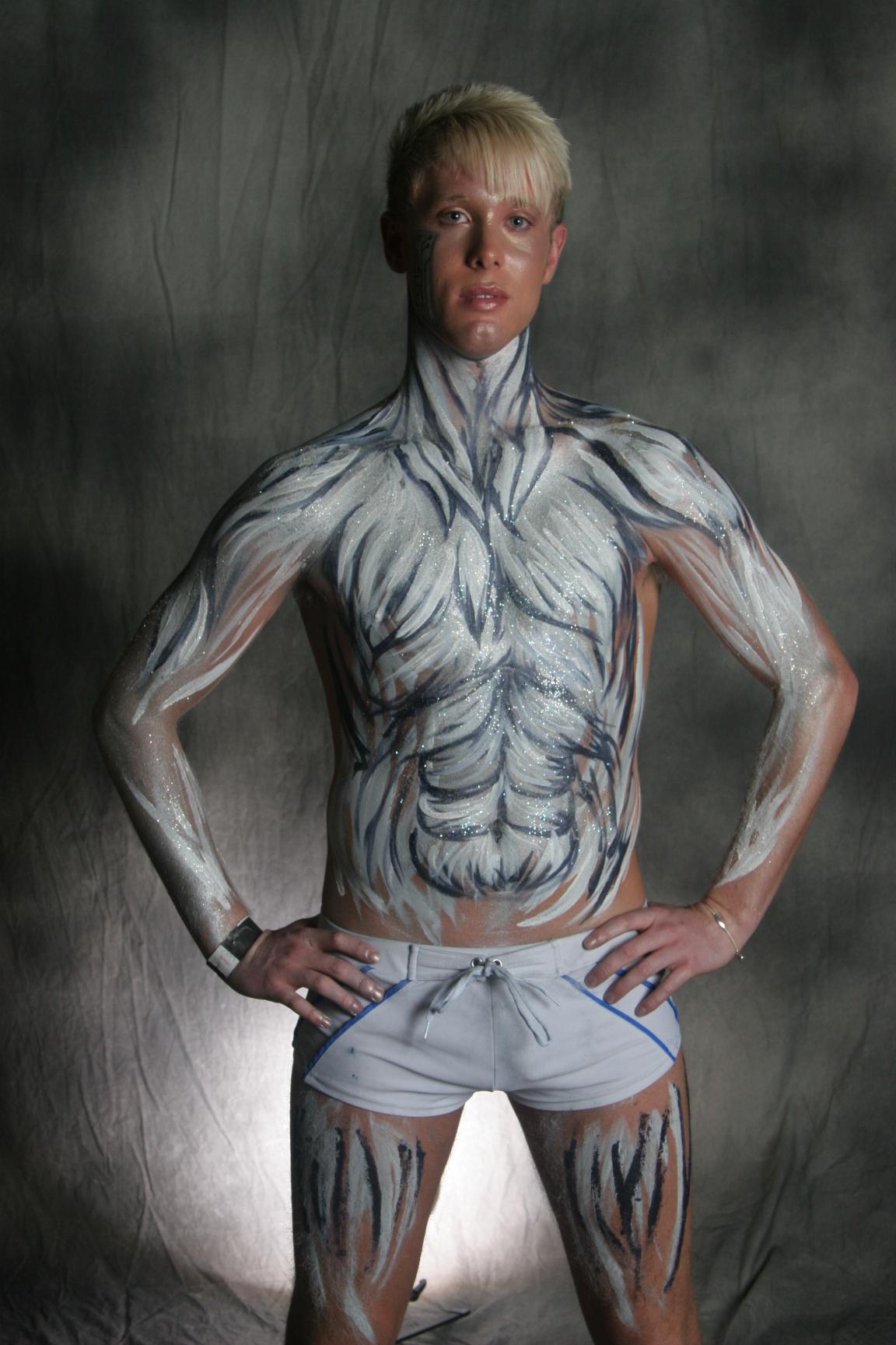 bodypaint tutorial