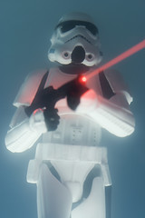 Stormtrooper with Blaster