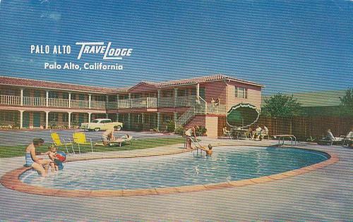 Flickriver photoset 39 motel americana 39 by hmdavid for Stanford motor inn palo alto