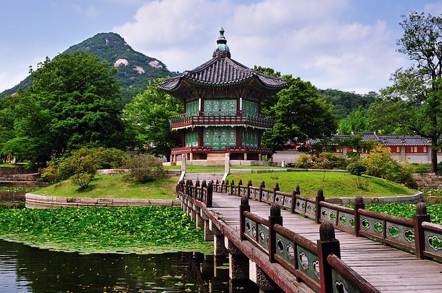 Gyeonbokgung Pagoda