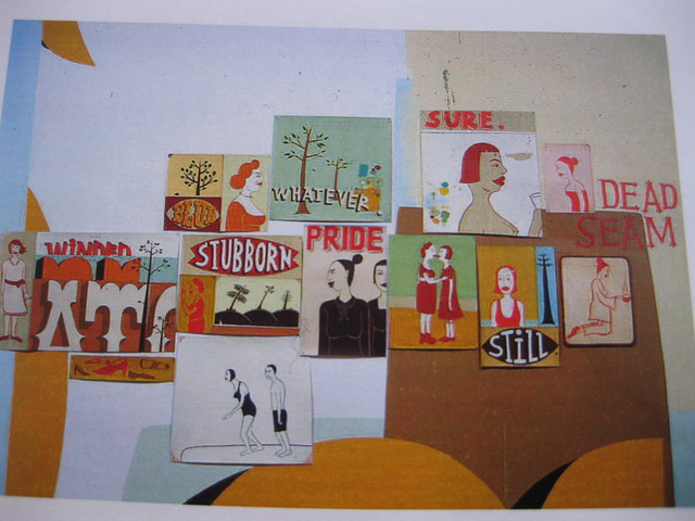 Margaret Kilgallen Book: In the Sweet Bye and Bye Rare 2nd Printing Barry McGee