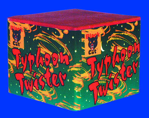 TYPHOON TWISTER by BLACK CAT FIREWORKS