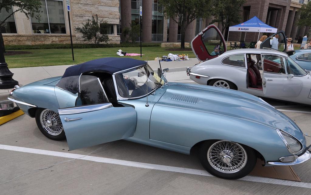 Jaguar Car Show