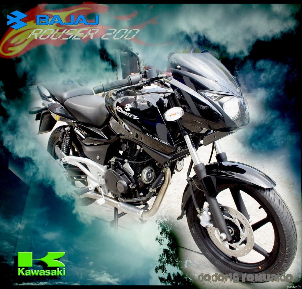 Kawasaki Rouser 200