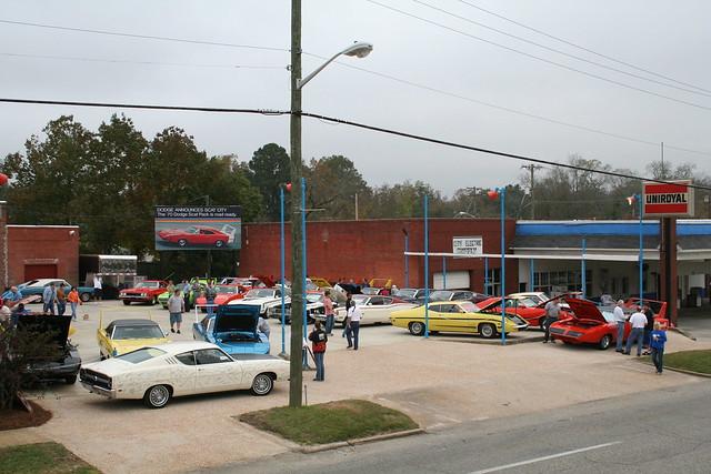 Muscle Car Museum Alexander City Alabama