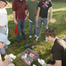 Teenage Boys Playing with Model Rockets - 1 of 22
