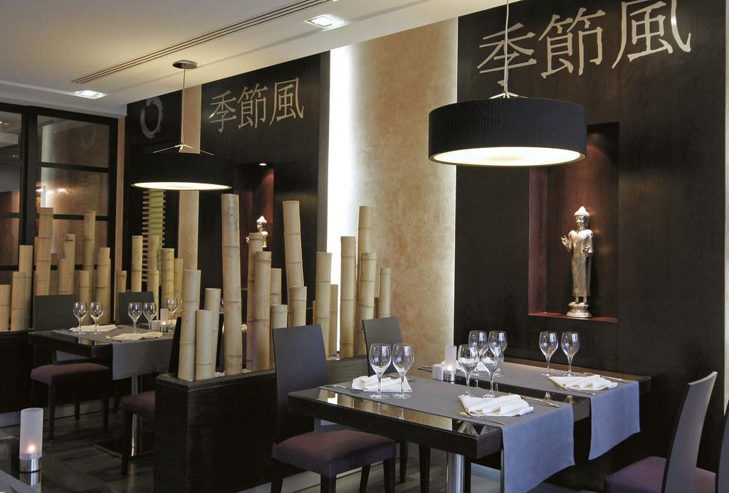 Insotel Fenicia Prestige Thalasso & Spa. Ibiza.  Monsoon restaurant