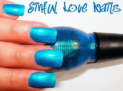 Sinful Love Nails