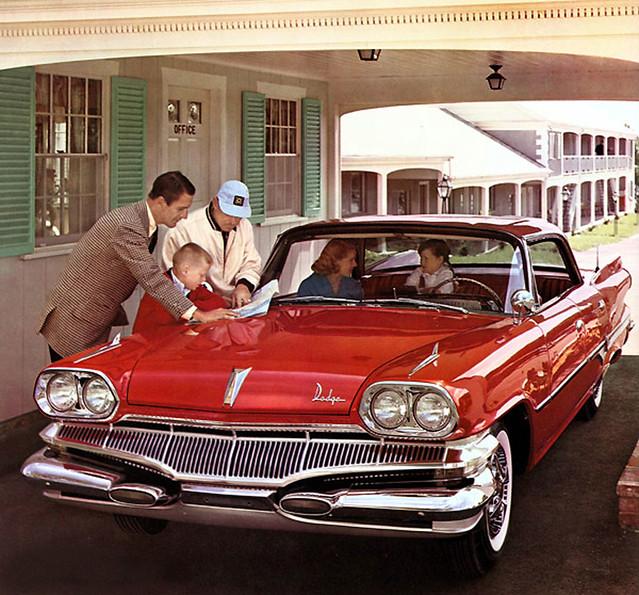 1960- Dodge , Lost Again!