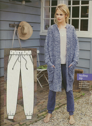Burda-March-2014 Sweatpants