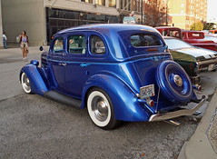 1936 Ford 4-Door Sedan (2 of 2)