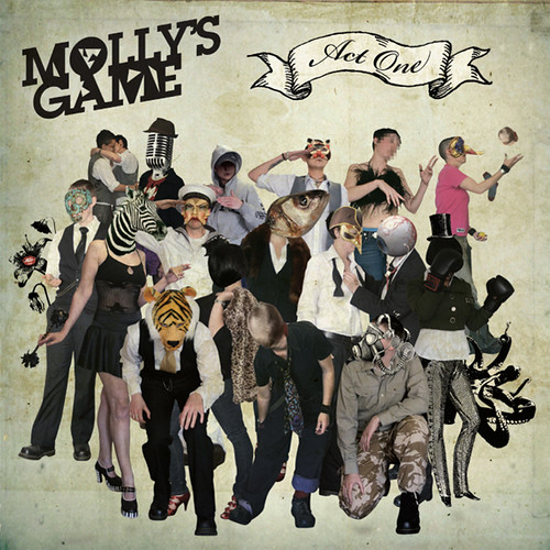 Molly's Game EP cover