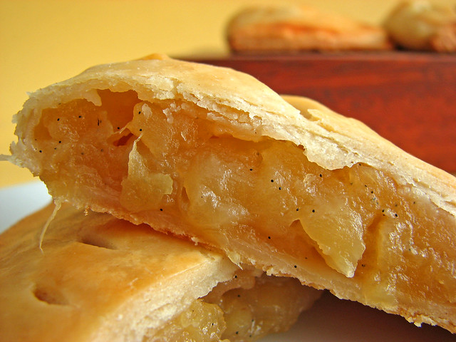 Chaussons aux Pommes: French Apple Turnovers | Flickr - Photo Sharing!