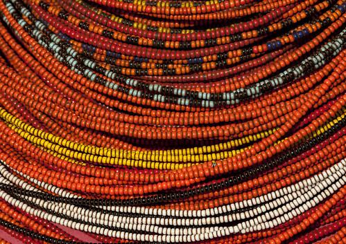 Rendille beads - Kenya