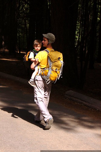 sequoia gets a ride from uncle daniel    MG 4323