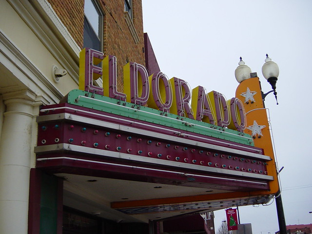 el dorado theatre flickr photo sharing
