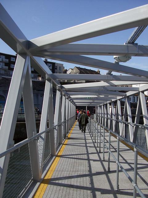 Barbican gangway