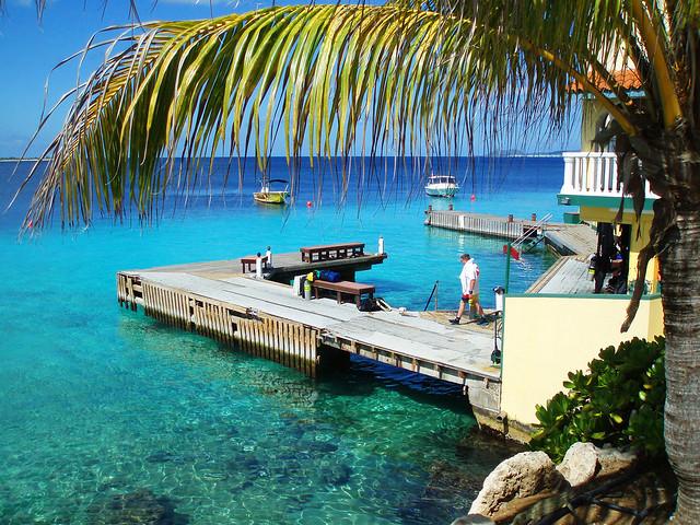 Buddy dive resort bonaire netherlands antilles flickr - Bonaire dive resorts ...