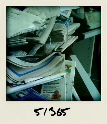 Journaux - 5/365