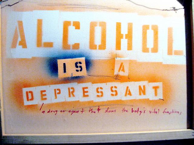 depressants alcohol - photo #18