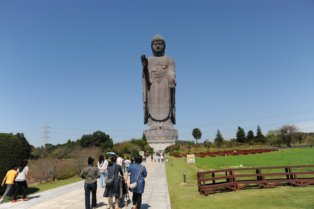 Daibutsu from Front