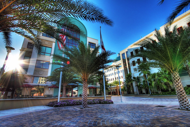 Downtown west palm beach community photos a gallery on - Palm beach gardens community center ...