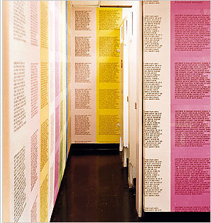 DIY wallpaper ideas: Photocopies
