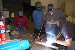 welding classes