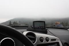 Along the Kancamagus Highway...