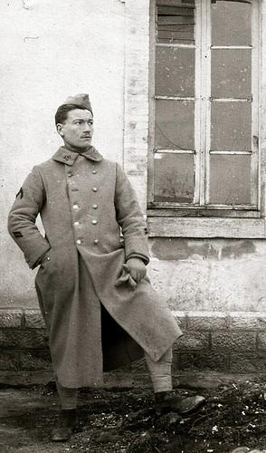 Auguste Lestret en 1917 - 11 éme RI Français