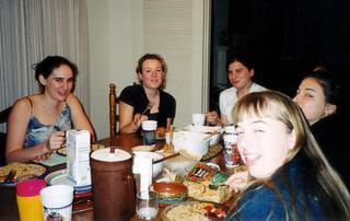 Eating at Ana's 1
