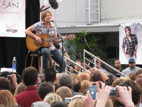 South Lake Welcomes Keith Urban