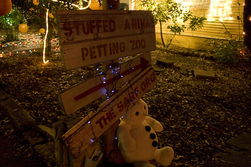 stuff animals