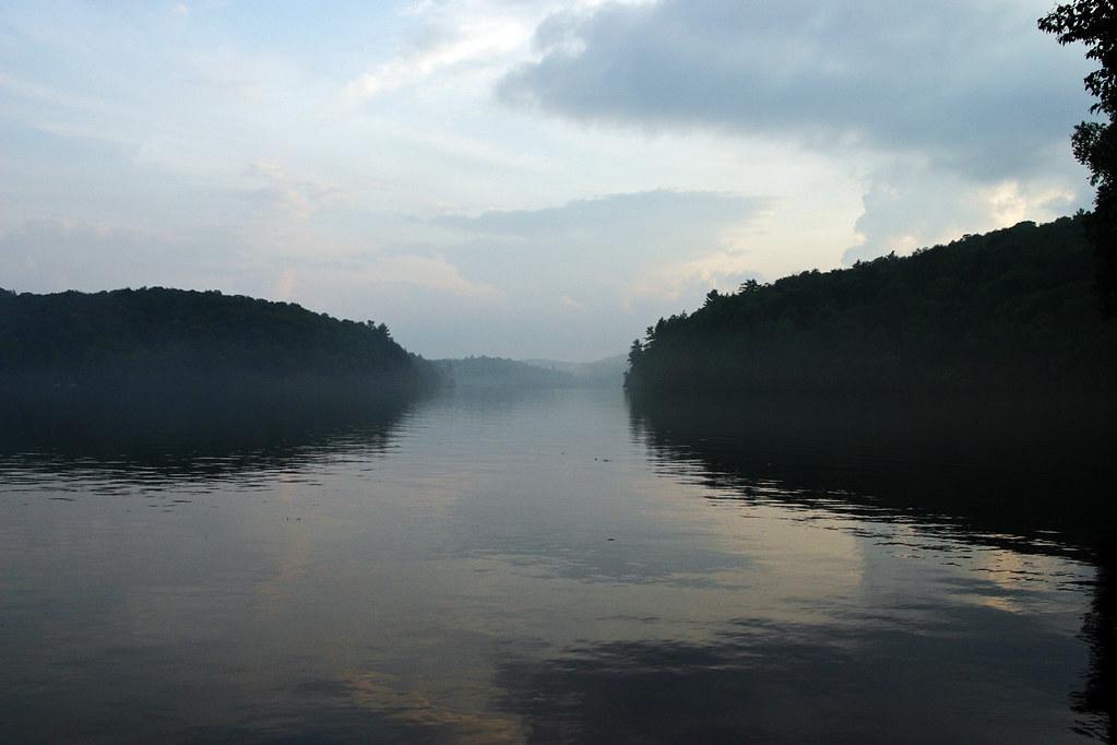 Dennison Island Kawagama Lake