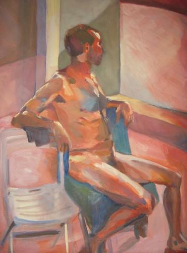 Nude in Pellegrini