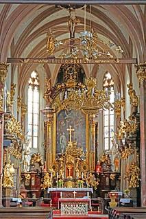 Czech-04116 - Altar