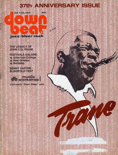 July 1971 Down Beat Magazine