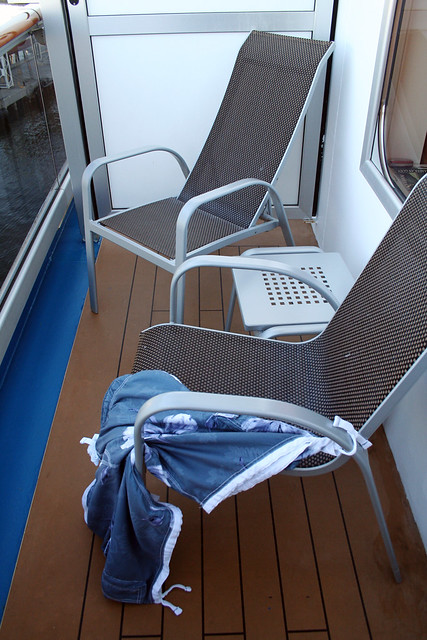 What is the difference between a regular balcony and an for Cruise balcony vs suite