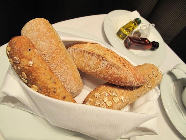 plus bread!